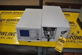WATERS DELTA 600 MULTI-SOLVENT DELIVERY SYSTEM, W/ WATERS 600 CONTROLLER, 120-240 VOLTS