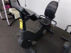 STARTRAC PRO STATIONARY BICYCLE, MODEL 5430-GUSAPO, 12 V.