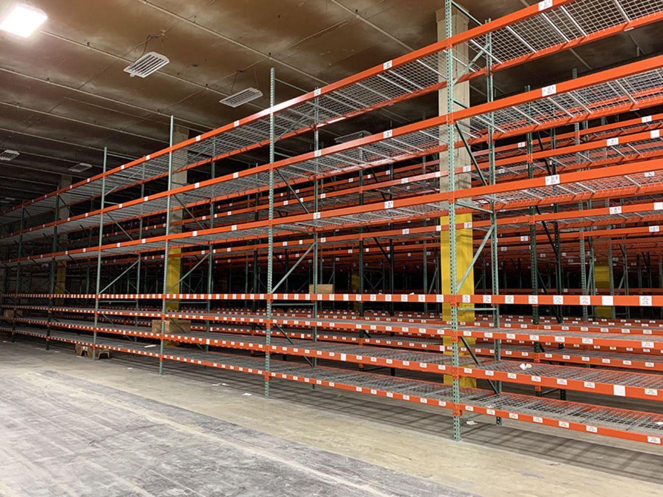 Venus Fashion, Inc. - Exceptionally Clean 350,000 SF Distribution Center