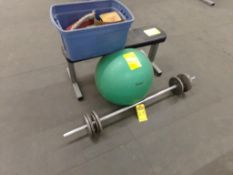 MISC. WEIGHT LIFTING EQUIPMENT