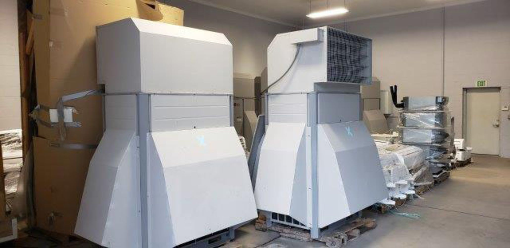 Jushi - 2019 / 2018 Air Conditioning Units - TIMED, ONLINE ONLY