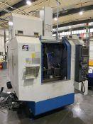 2014 TONGTAI TMV-720A VERTICAL MACHINING CENTER, S/N 035129