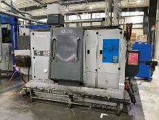 METRA 6-SPINDLE AUTOMATIC SCREW MACHINE, MODEL 6.35CXZ