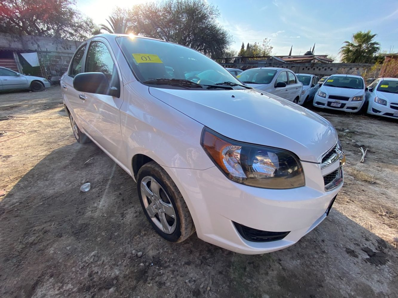More than 80 Chevrolets Aveo in great conditions! Models 2014 to 2018.