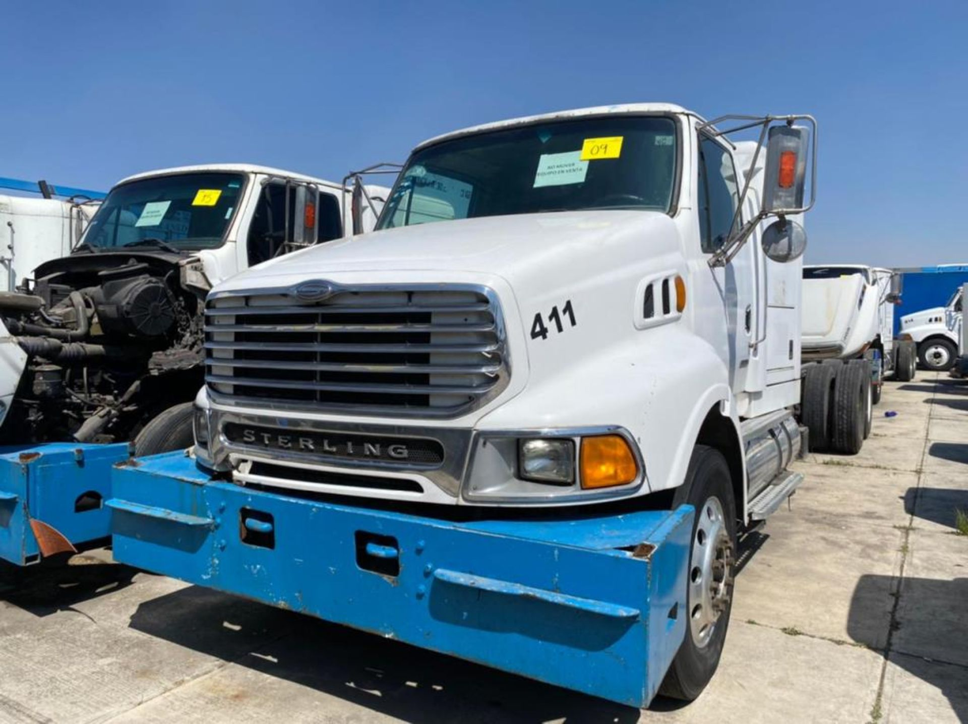 Tractocamión Marca STERLING, LT9500 Chassis, Modelo 2001 - Image 3 of 26