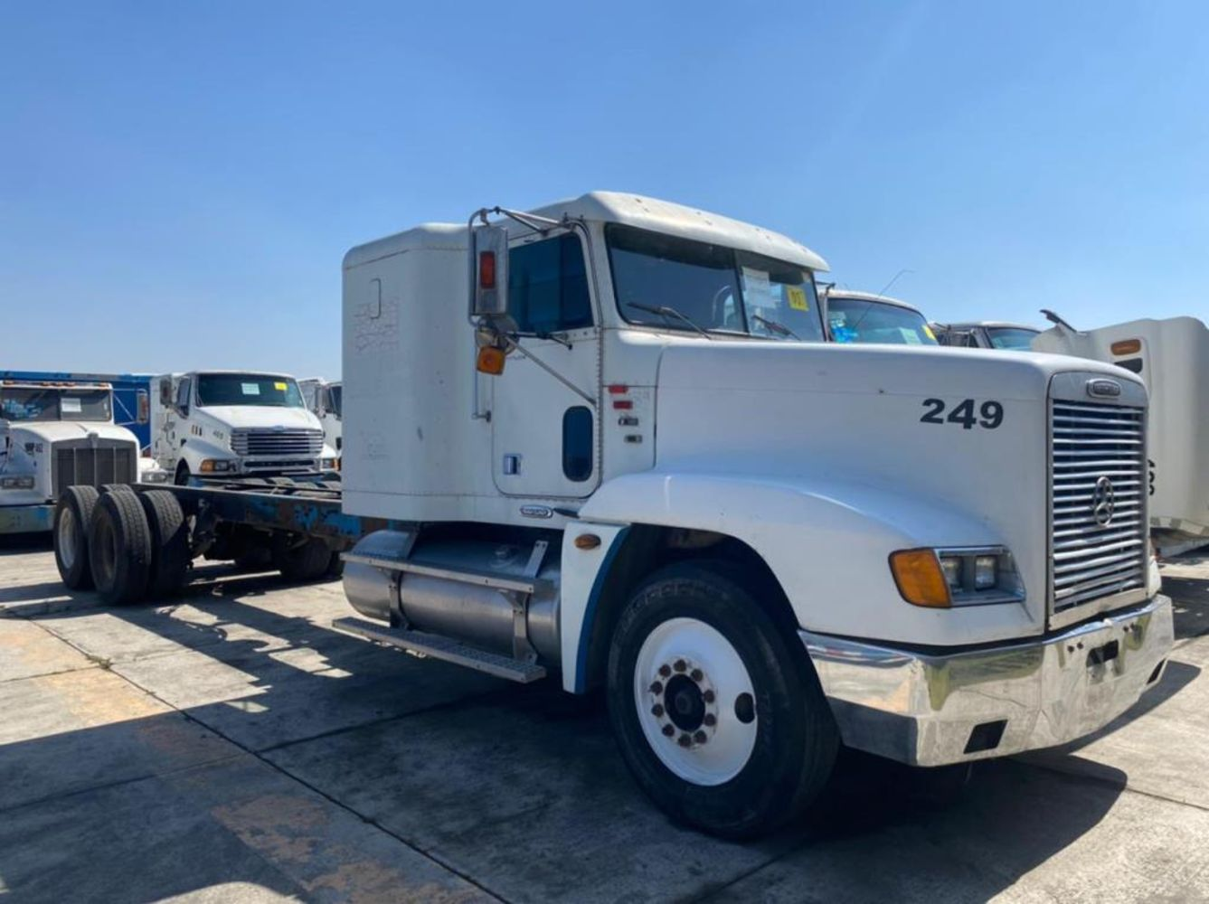 Semi-Truck Auction - Over 40 Freightliner and Sterling Heavy Duty Trucks!