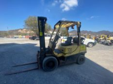 2013 HYSTER FORKLIFT, MODEL H60FT, S/N L177V13723L