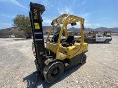 2012 HYSTER FORKLIFT, MODEL H60FT, S/N L177V10208K