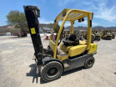 2012 HYSTER FORKLIFT, MODEL H60FT, S/N L177V10207K