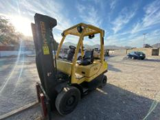 2015 HYSTER FORKLIFT, MODEL H50FT, S/N P177V02698N