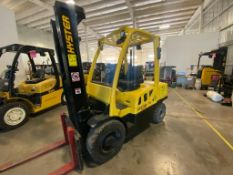 2013 HYSTER FORKLIFT, MODEL H70FT, S/N L177V12834L