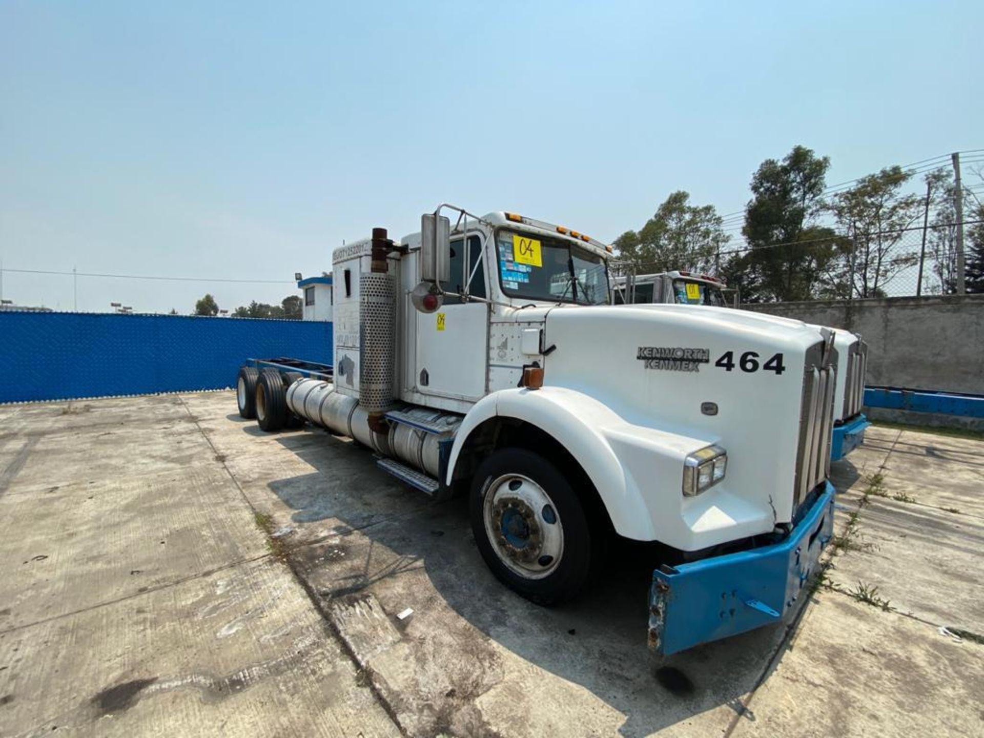 1999 Kenworth Sleeper truck tractor, standard transmission of 18 speeds - Image 2 of 70