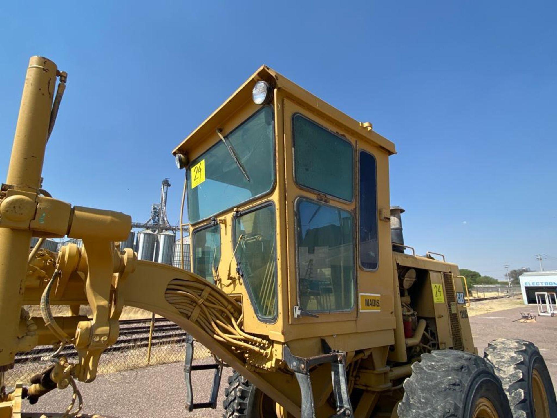Caterpillar 120G Motor Grader, Serial number 87V09646, Motor number PQ883-2/07Z28983 - Image 32 of 61