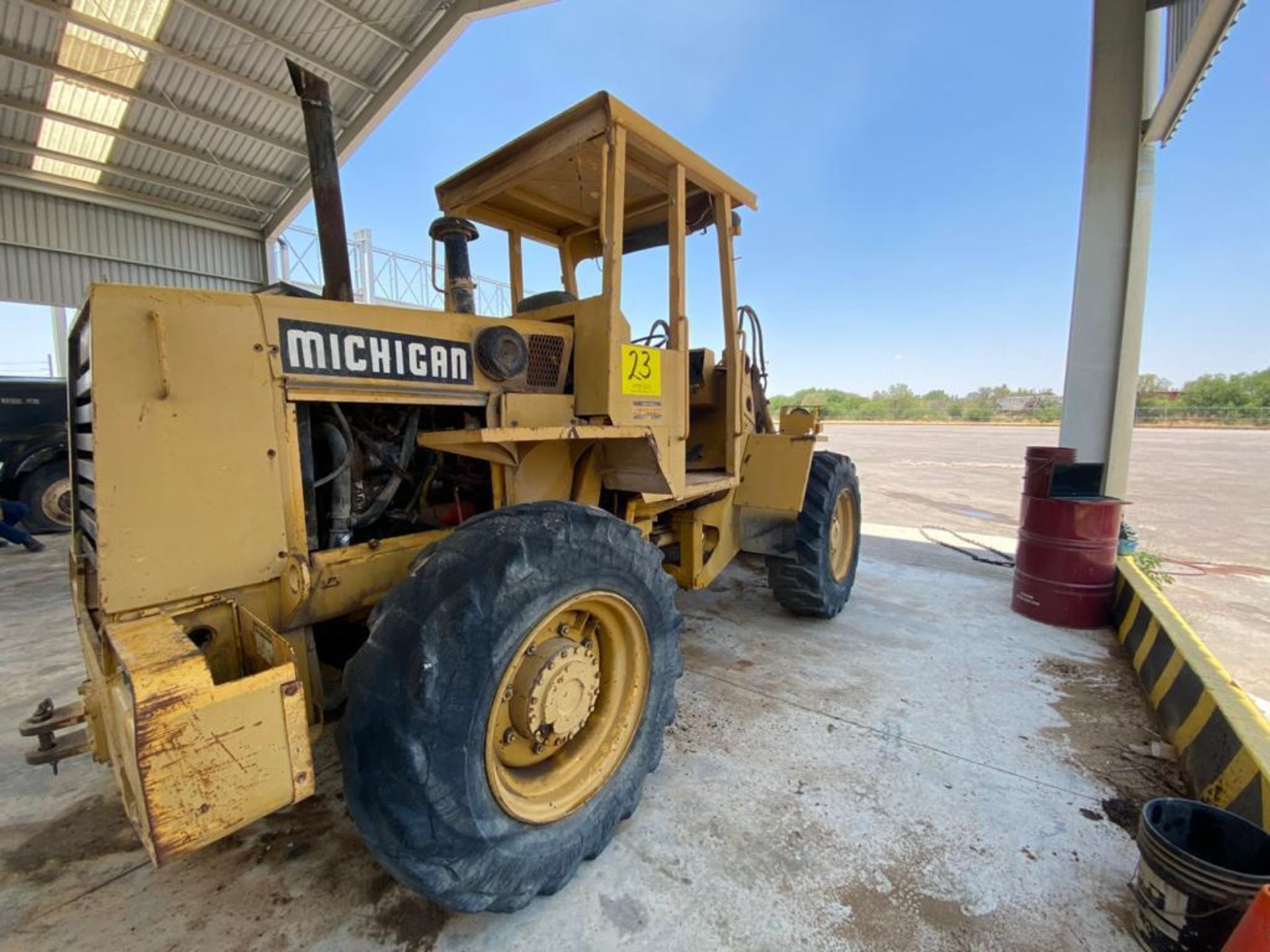 Volvo BM TYPE L 30 Michigan Front Loder, automatic transmission - Image 22 of 53