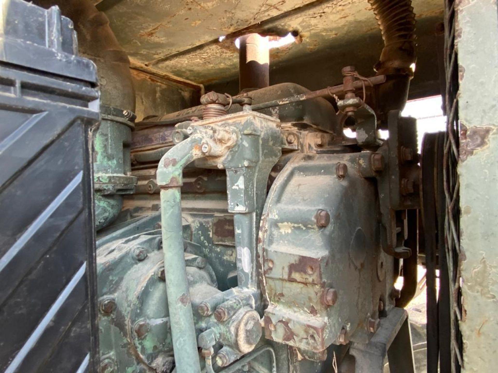 1970 Wabco4 440H Motor Grader, Serial number 440HAGM1398, Motor number 4A156316*RC*4057C - Image 71 of 77