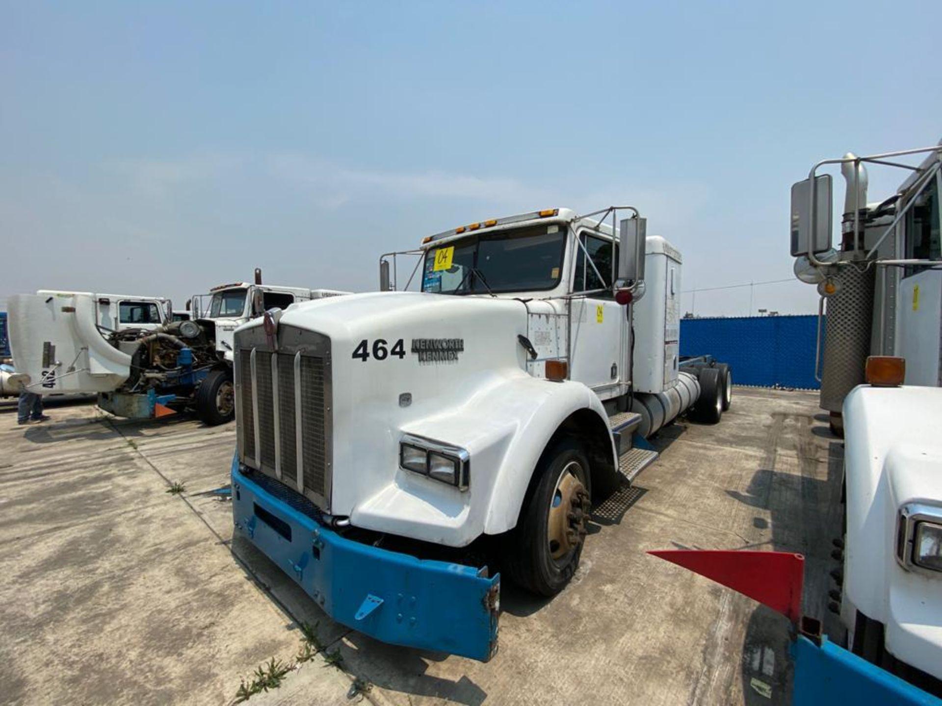 1999 Kenworth Sleeper truck tractor, standard transmission of 18 speeds - Image 9 of 70