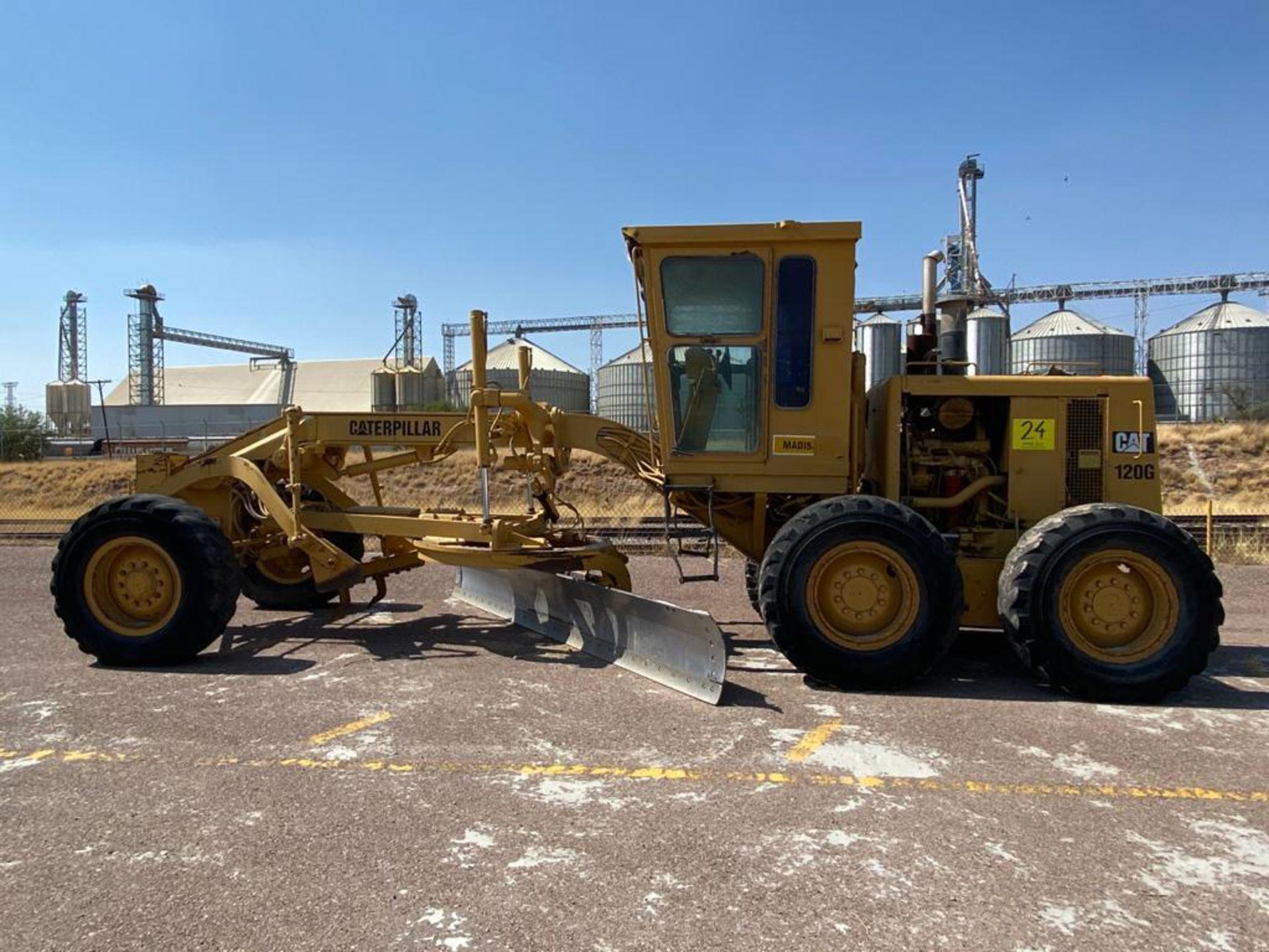 Caterpillar 120G Motor Grader, Serial number 87V09646, Motor number PQ883-2/07Z28983 - Image 11 of 61