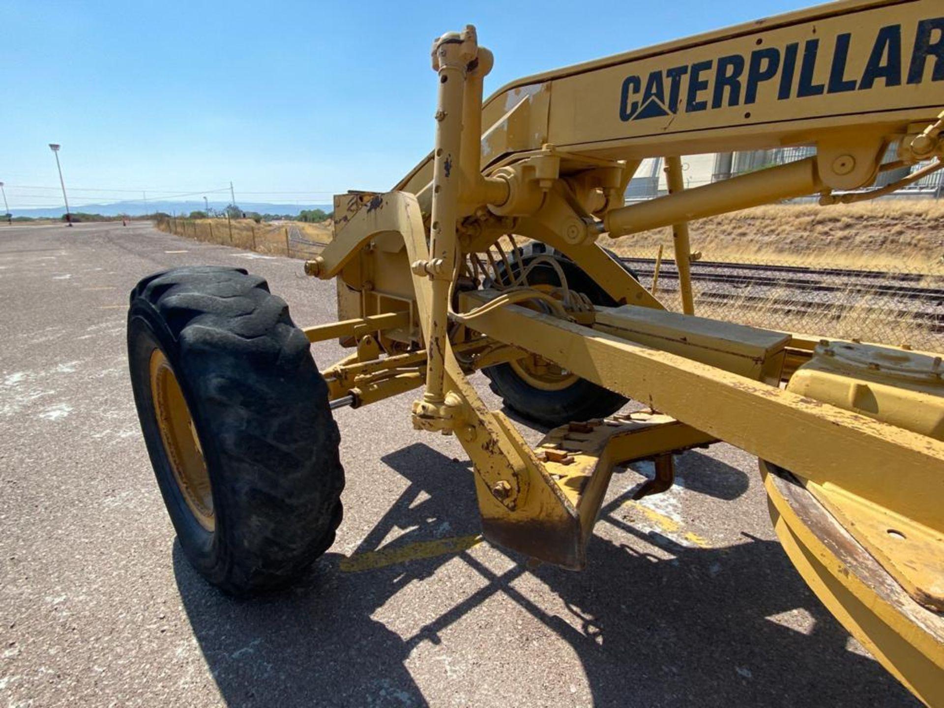 Caterpillar 120G Motor Grader, Serial number 87V09646, Motor number PQ883-2/07Z28983 - Image 28 of 61