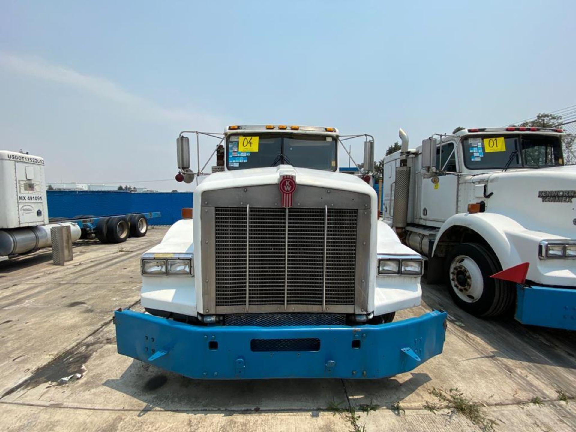 1999 Kenworth Sleeper truck tractor, standard transmission of 18 speeds - Image 5 of 70