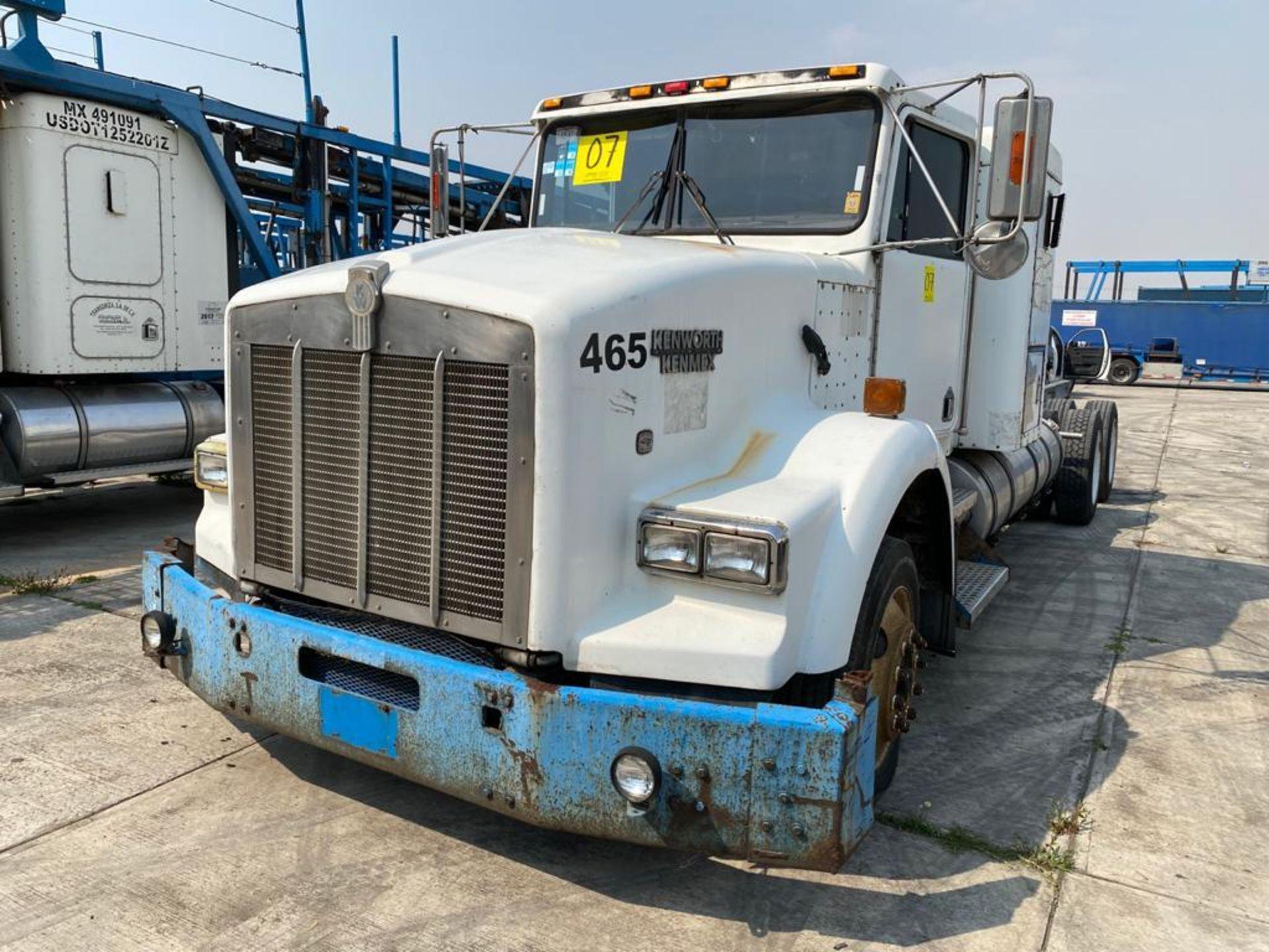 1999 Kenworth Sleeper truck tractor, standard transmission of 18 speeds - Image 5 of 72