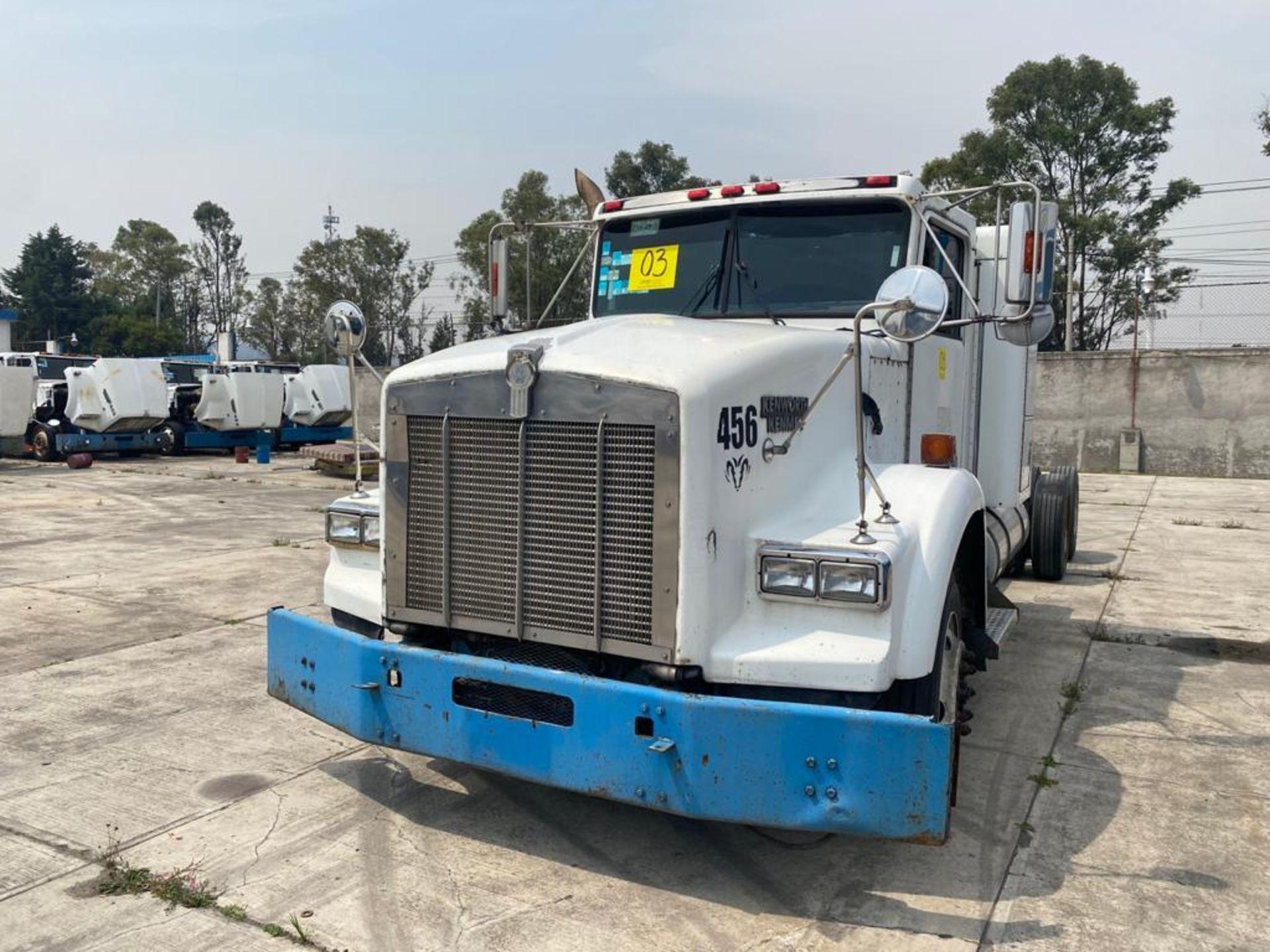 1999 Kenworth Sleeper truck tractor, standard transmission of 18 speeds - Image 5 of 62