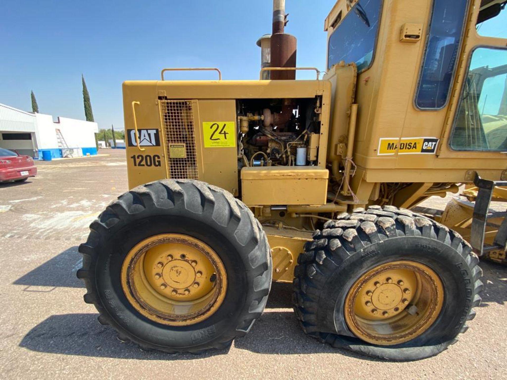 Caterpillar 120G Motor Grader, Serial number 87V09646, Motor number PQ883-2/07Z28983 - Image 51 of 61