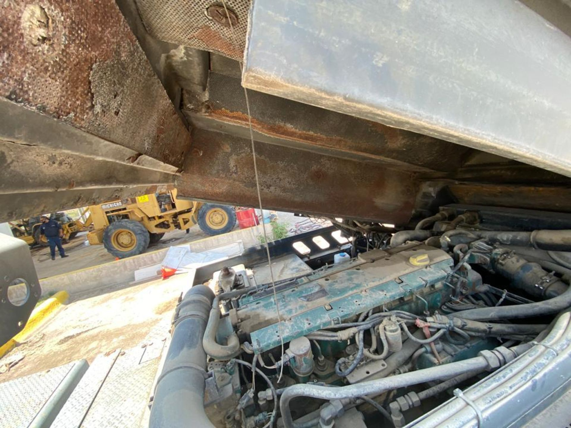 Terberg Capacity 2002 Terminal Tractor, automatic transmission, with Volvo motor - Image 48 of 57