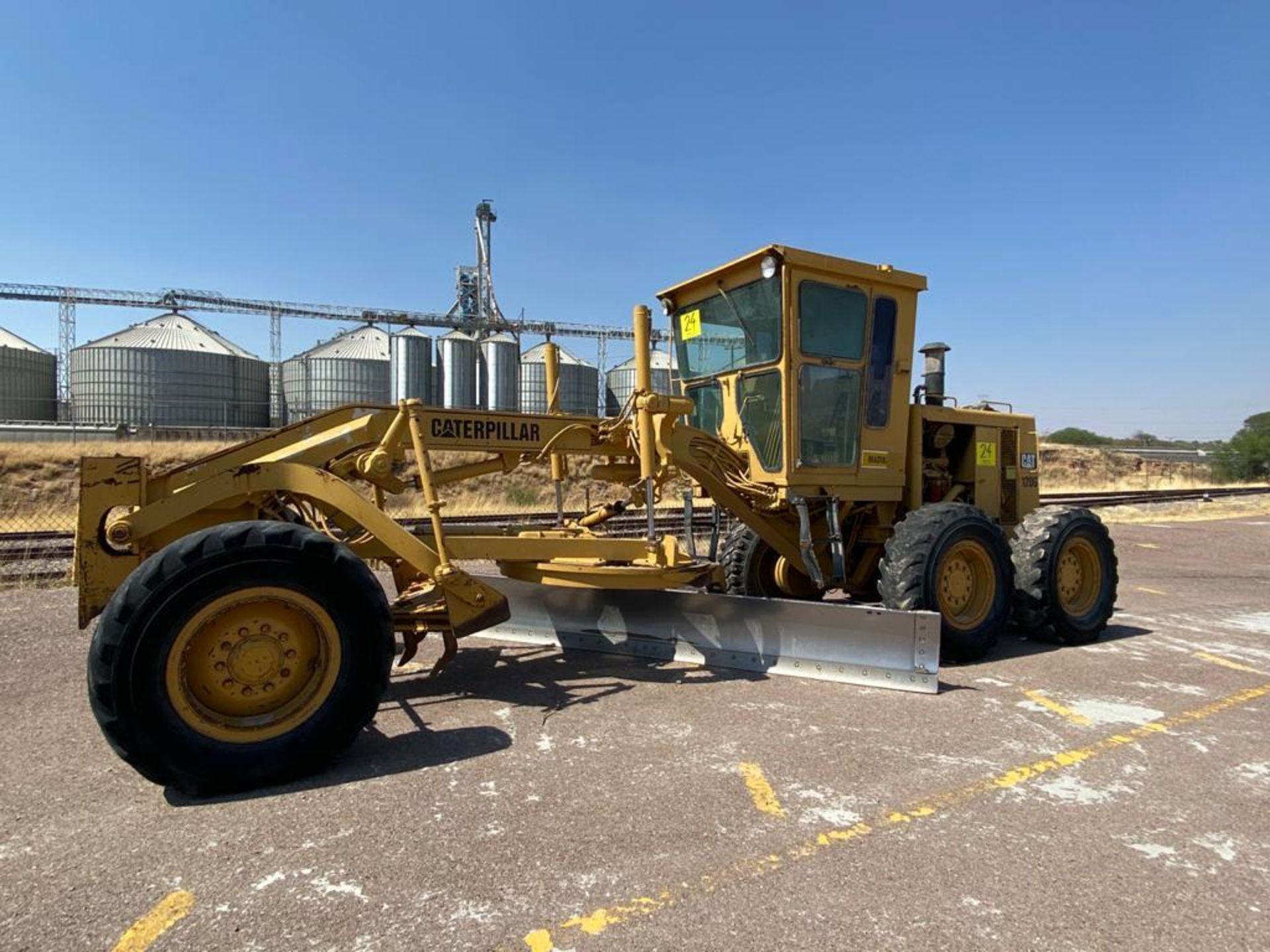 Caterpillar 120G Motor Grader, Serial number 87V09646, Motor number PQ883-2/07Z28983 - Image 6 of 61