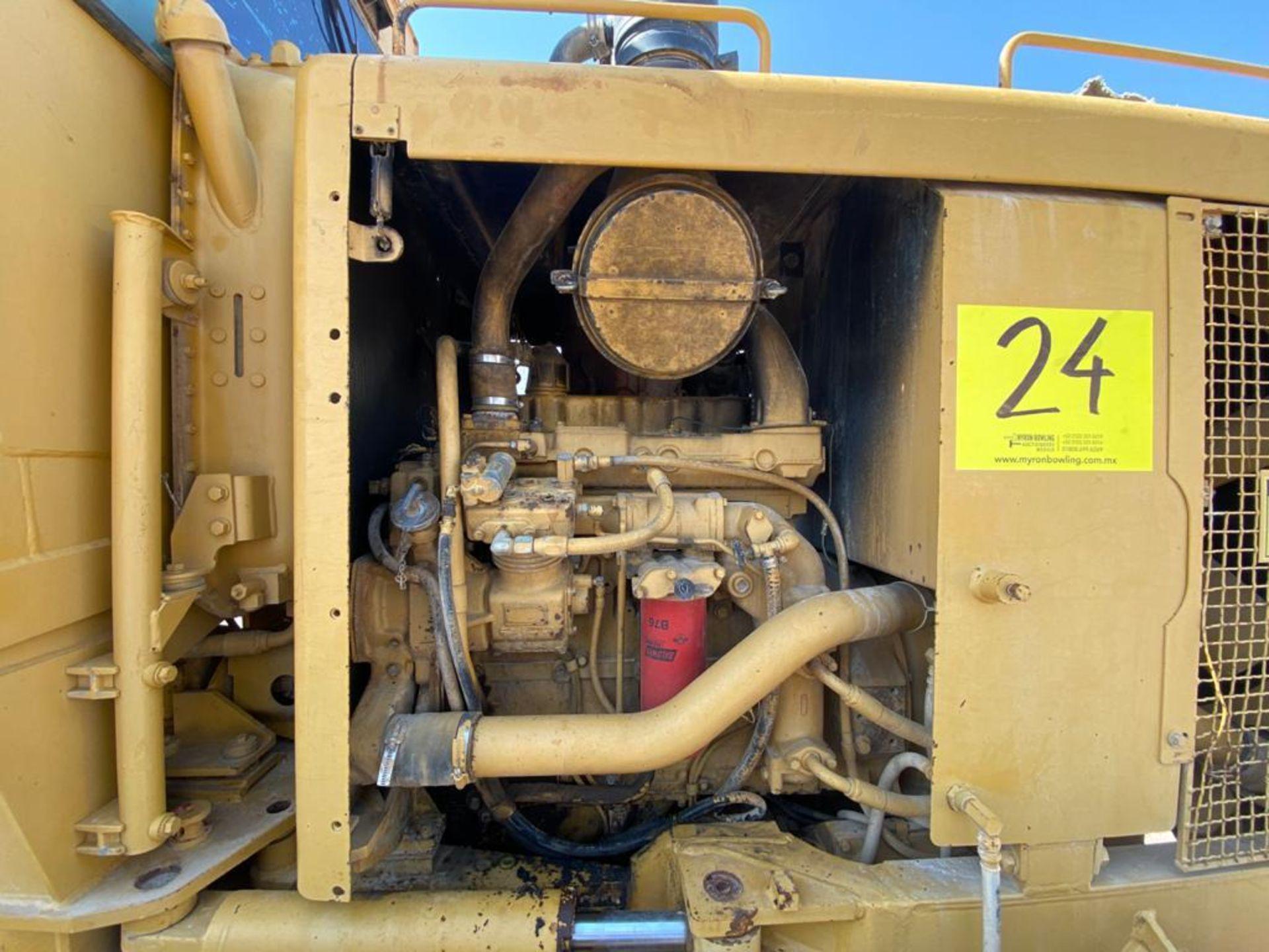 Caterpillar 120G Motor Grader, Serial number 87V09646, Motor number PQ883-2/07Z28983 - Image 49 of 61