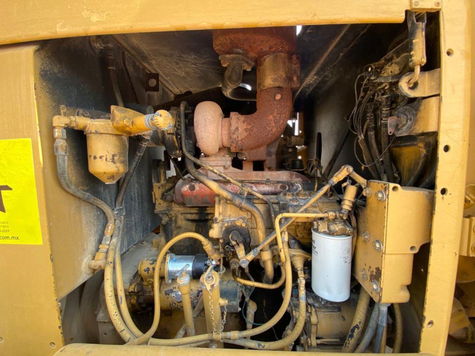 Caterpillar 120G Motor Grader, Serial number 87V09646, Motor number PQ883-2/07Z28983 - Image 52 of 61