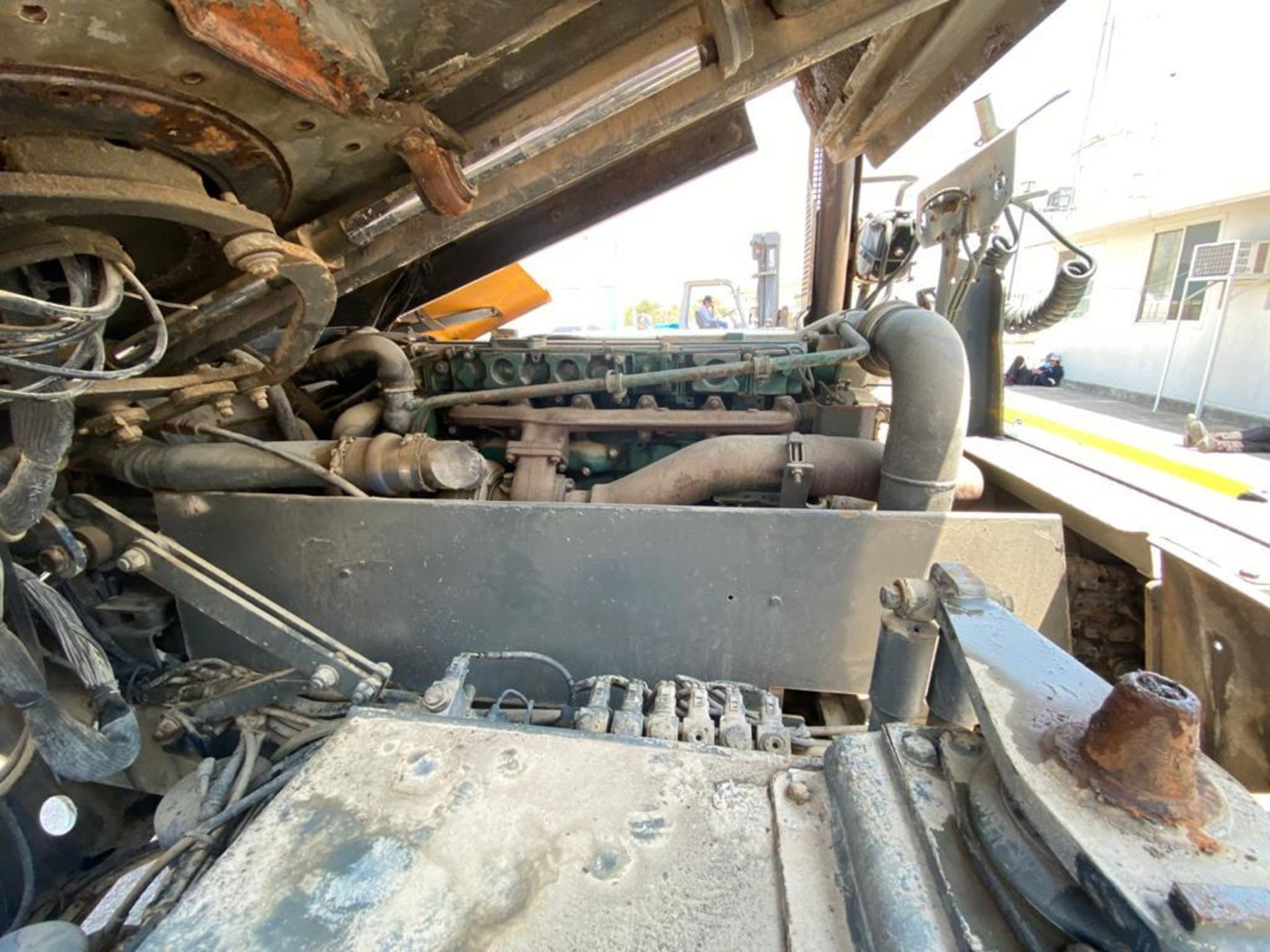 Terberg Capacity 2002 Terminal Tractor, automatic transmission, with Volvo motor - Image 38 of 57