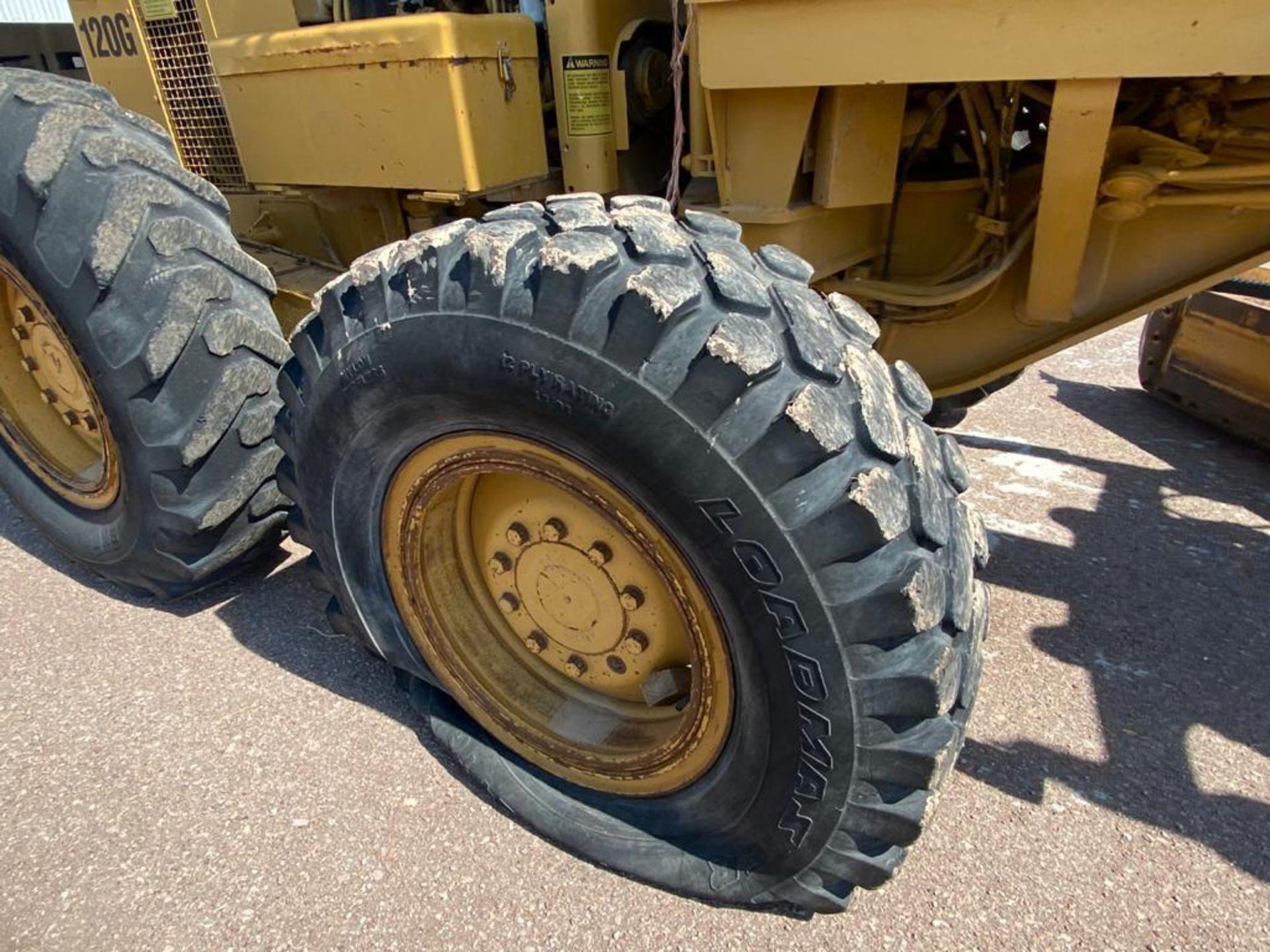 Caterpillar 120G Motor Grader, Serial number 87V09646, Motor number PQ883-2/07Z28983 - Image 55 of 61