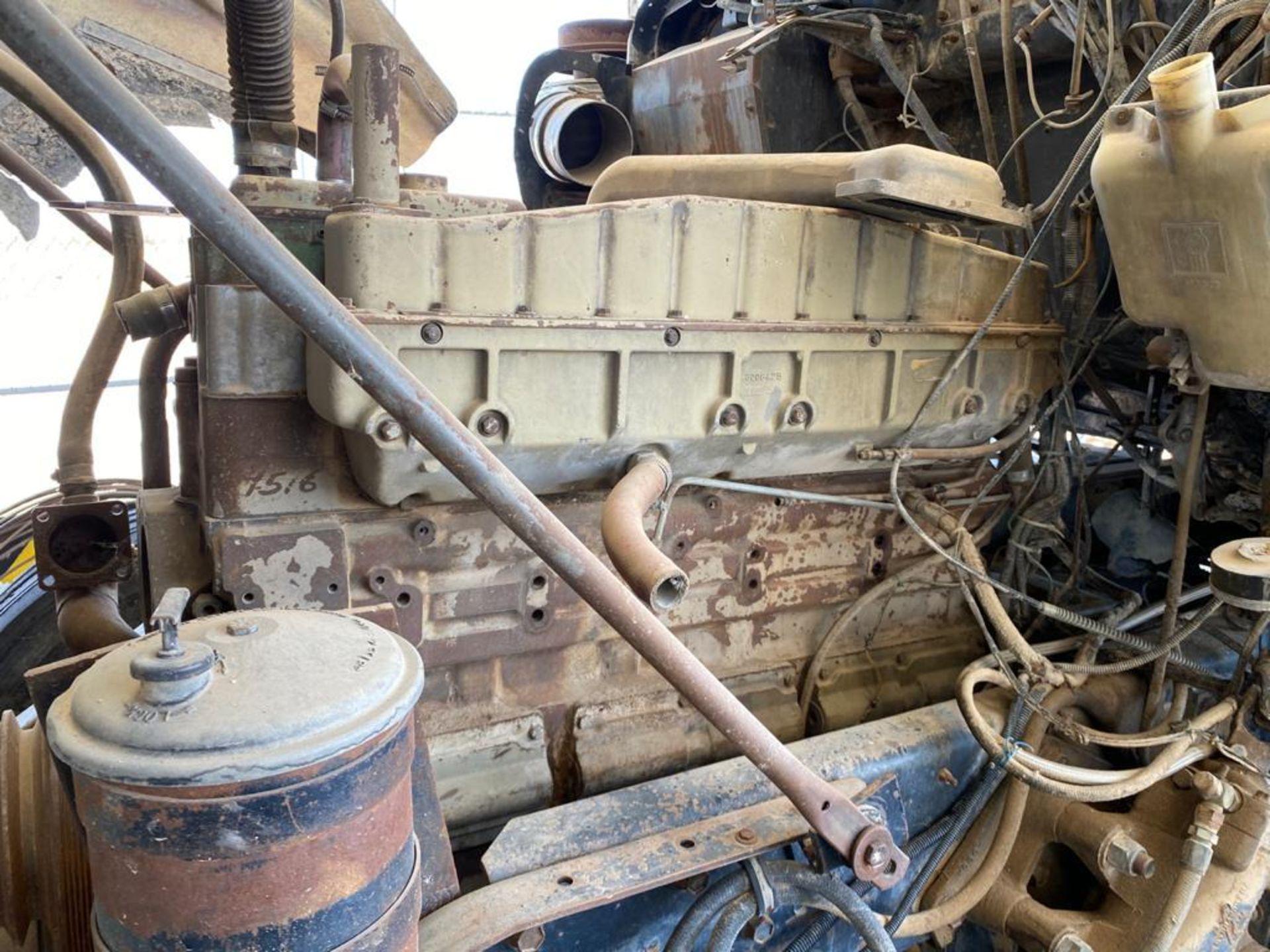 1983 Kenworth Dump Truck, standard transmission of 10 speeds, with Cummins motor - Image 45 of 68