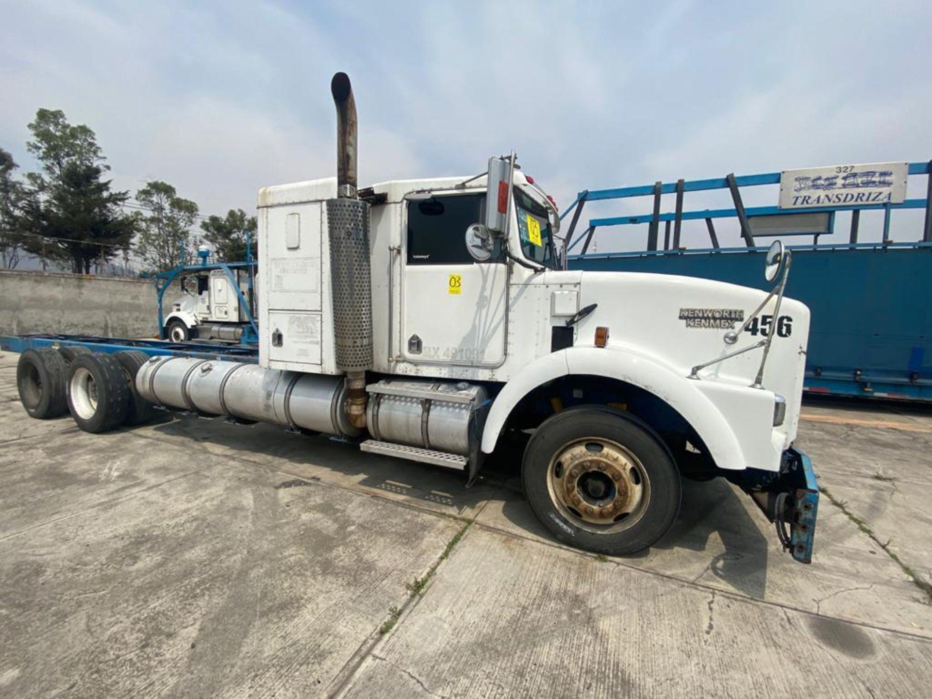 1999 Kenworth Sleeper truck tractor, standard transmission of 18 speeds - Image 23 of 62