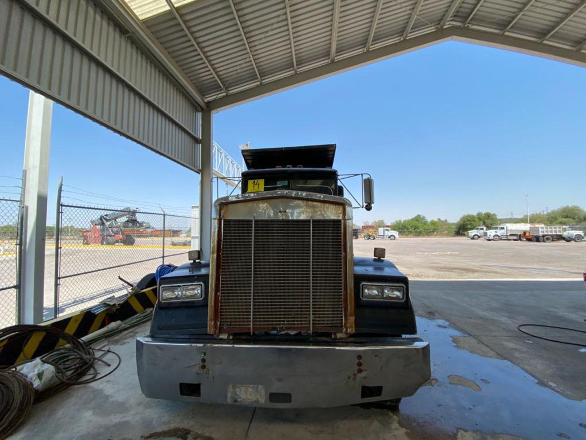 1983 Kenworth Dump Truck, standard transmission of 10 speeds, with Cummins motor - Image 67 of 68