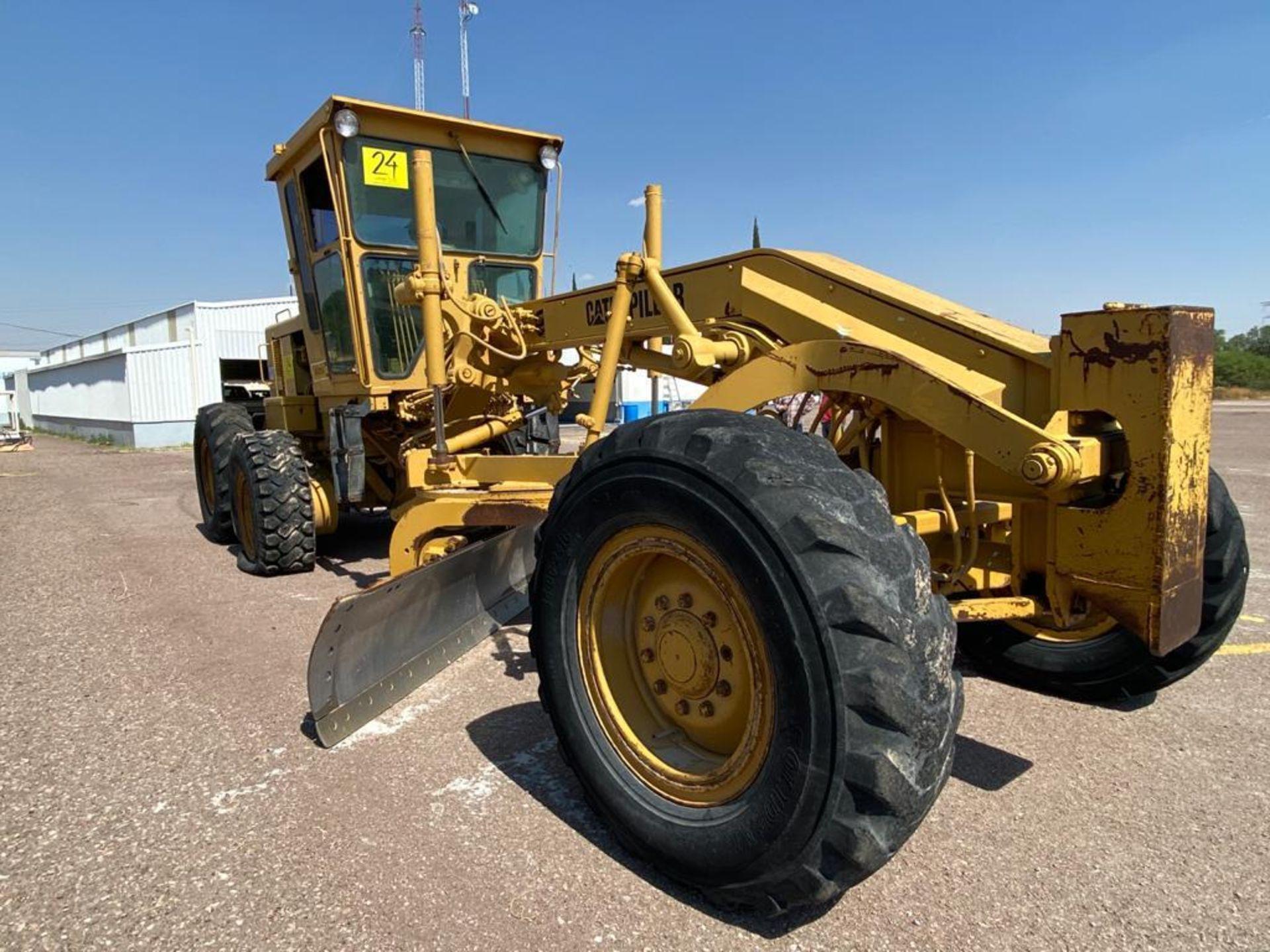 Caterpillar 120G Motor Grader, Serial number 87V09646, Motor number PQ883-2/07Z28983 - Image 2 of 61