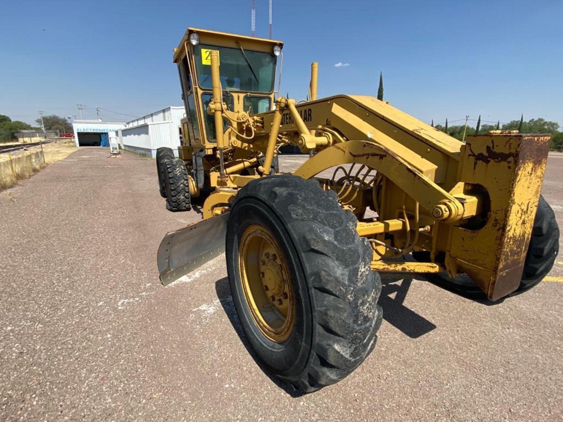 Caterpillar 120G Motor Grader, Serial number 87V09646, Motor number PQ883-2/07Z28983 - Image 25 of 61
