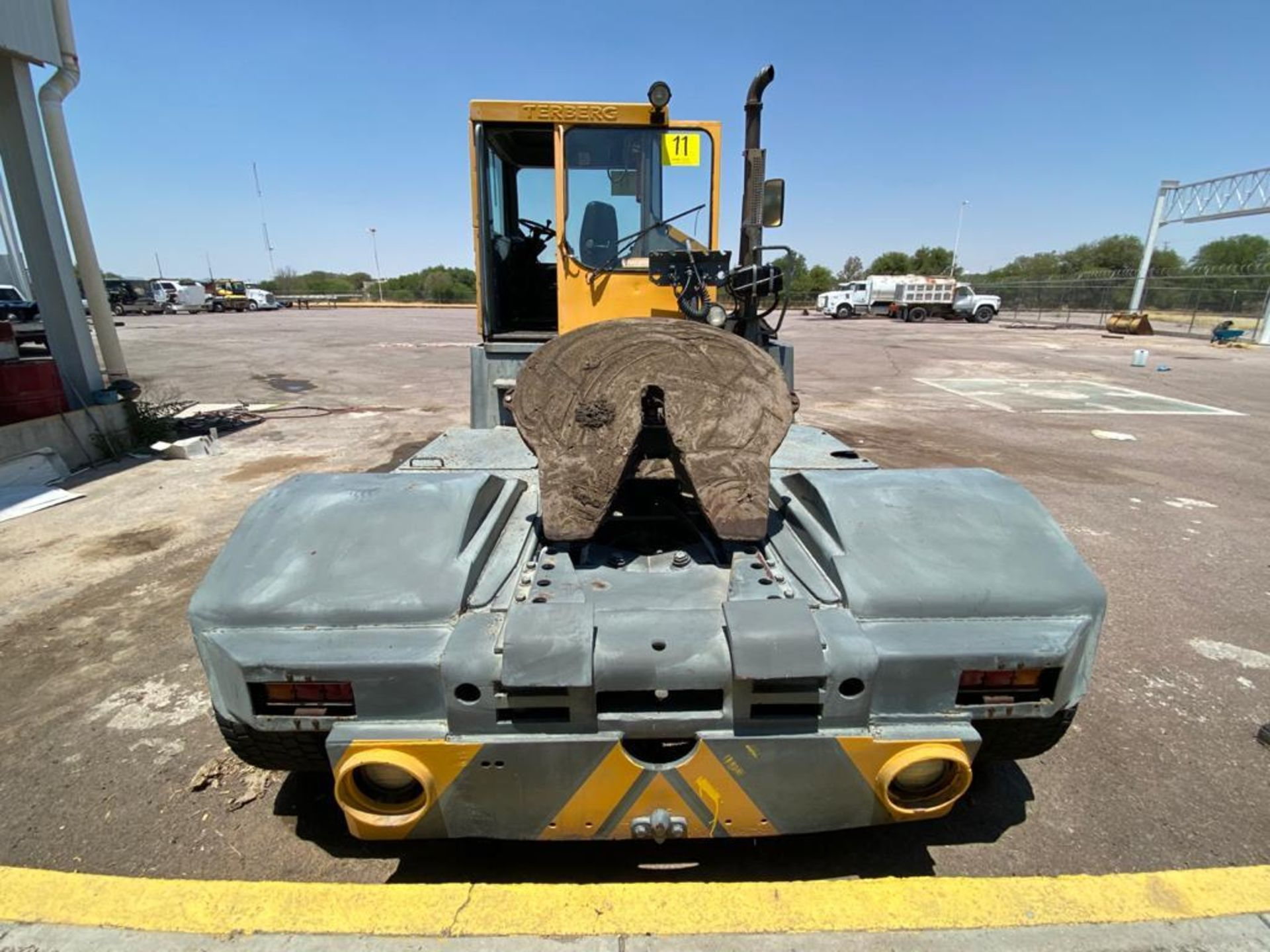 Terberg Capacity 2002 Terminal Tractor, automatic transmission, with Volvo motor - Image 11 of 57
