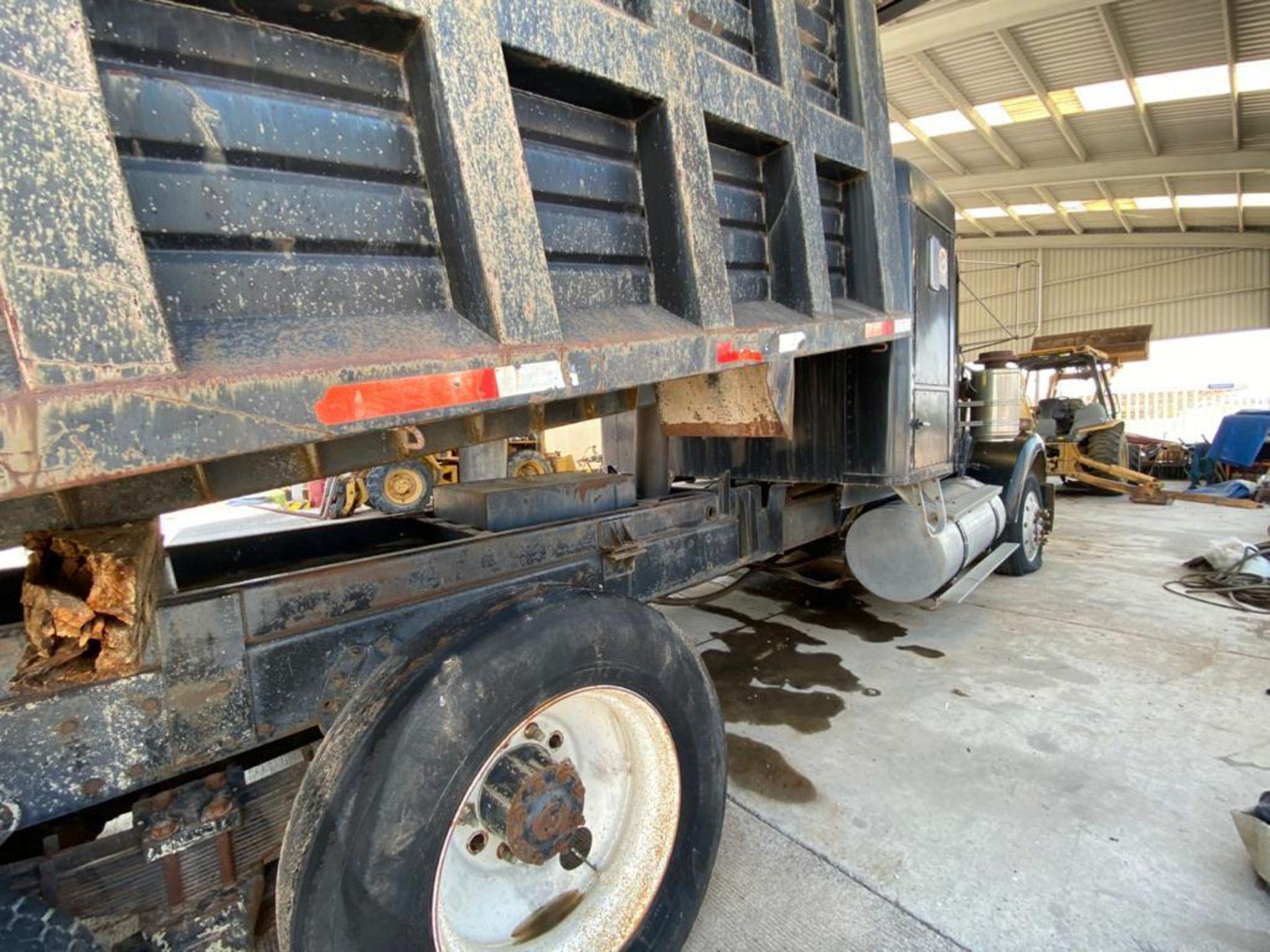 1983 Kenworth Dump Truck, standard transmission of 10 speeds, with Cummins motor - Image 66 of 68
