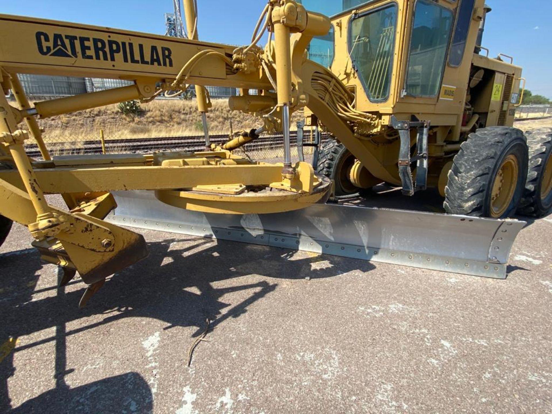 Caterpillar 120G Motor Grader, Serial number 87V09646, Motor number PQ883-2/07Z28983 - Image 31 of 61