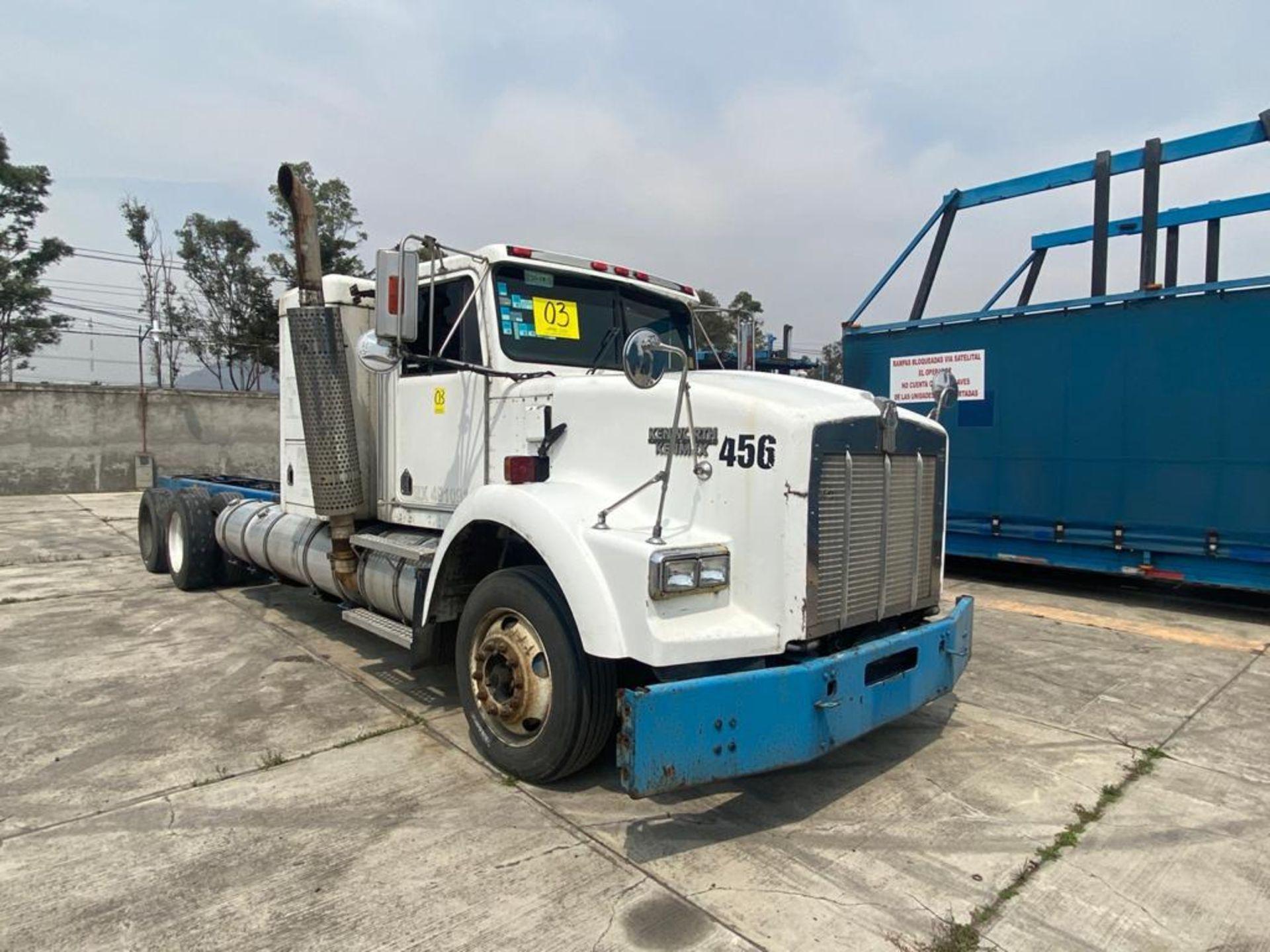 1999 Kenworth Sleeper truck tractor, standard transmission of 18 speeds - Image 2 of 62