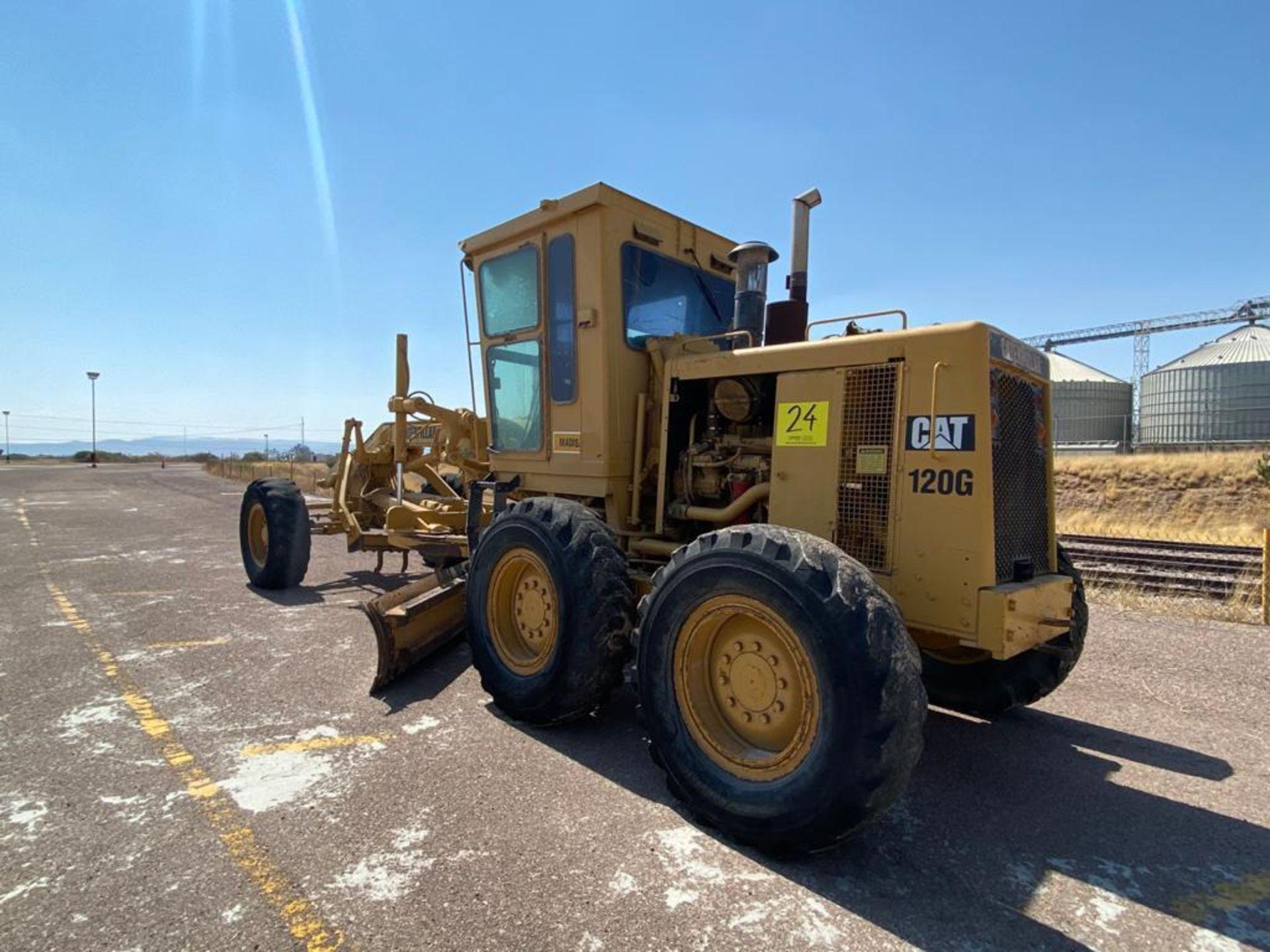 Caterpillar 120G Motor Grader, Serial number 87V09646, Motor number PQ883-2/07Z28983 - Image 15 of 61