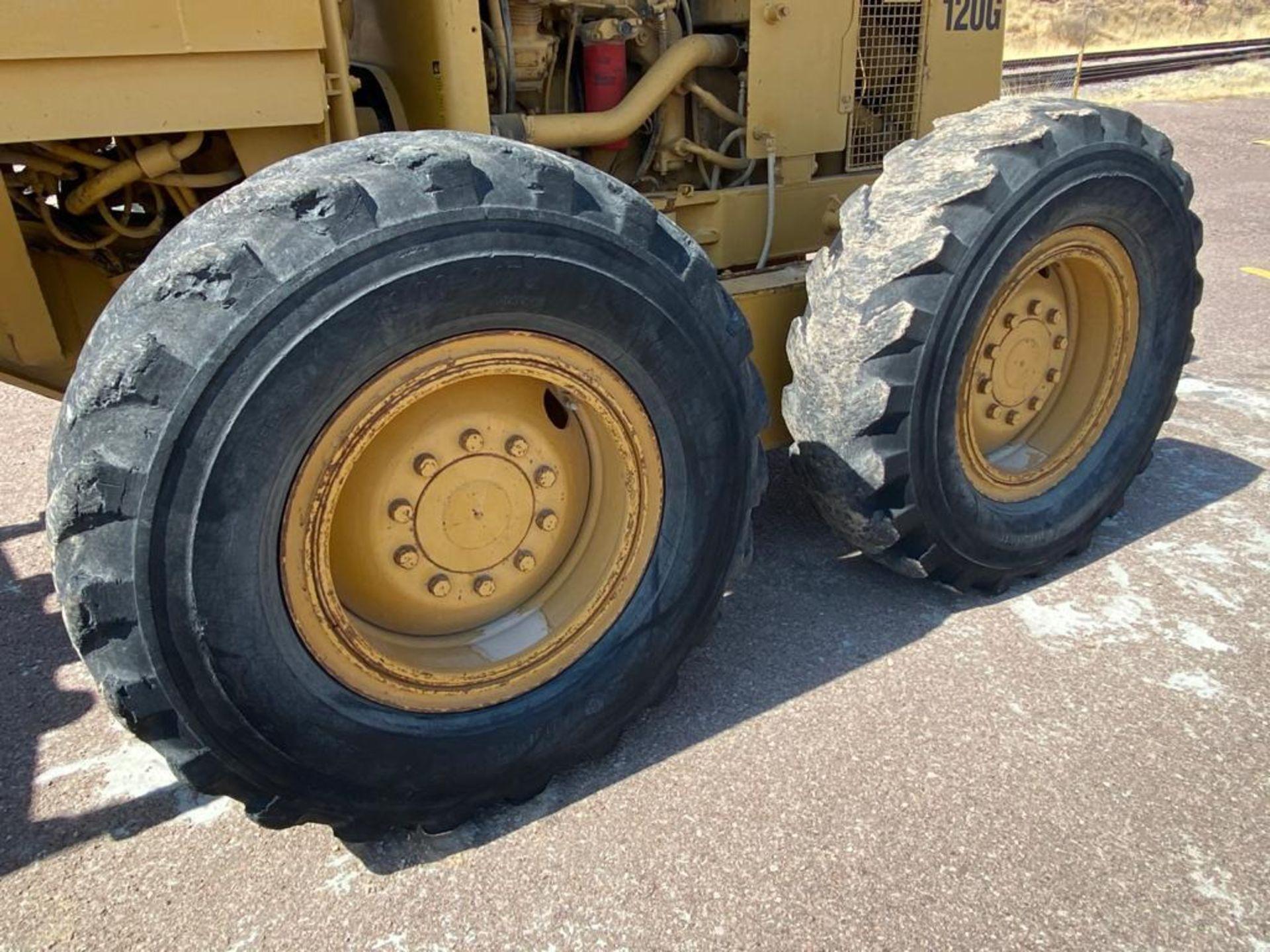 Caterpillar 120G Motor Grader, Serial number 87V09646, Motor number PQ883-2/07Z28983 - Image 54 of 61
