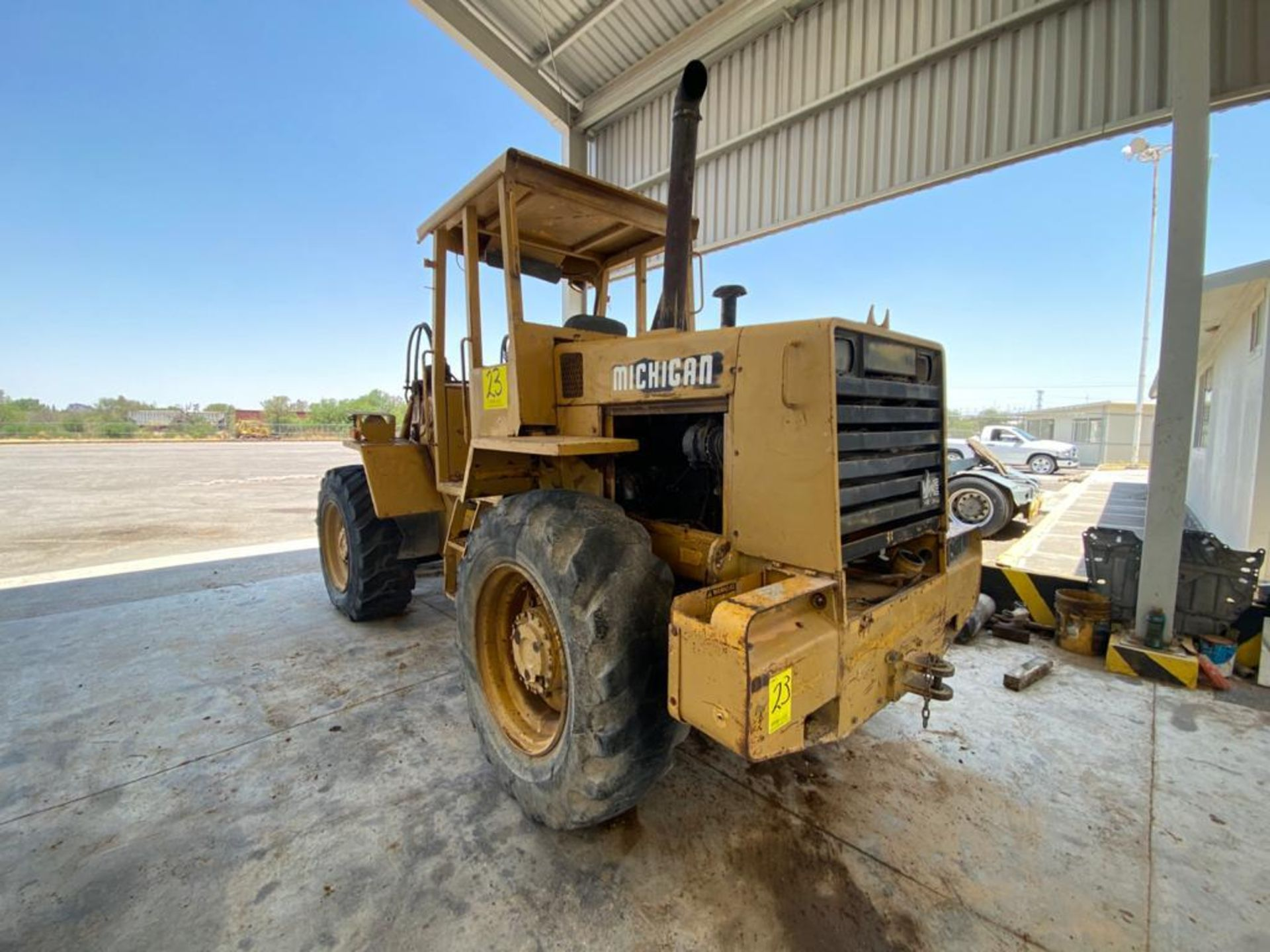 Volvo BM TYPE L 30 Michigan Front Loder, automatic transmission - Image 17 of 53