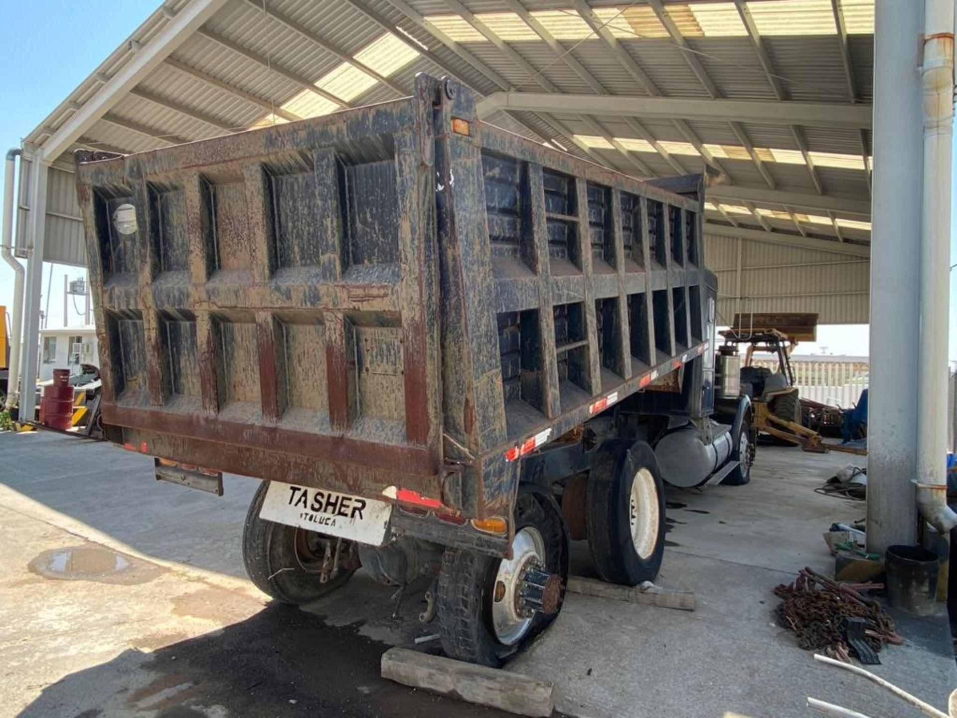1983 Kenworth Dump Truck, standard transmission of 10 speeds, with Cummins motor - Image 13 of 68