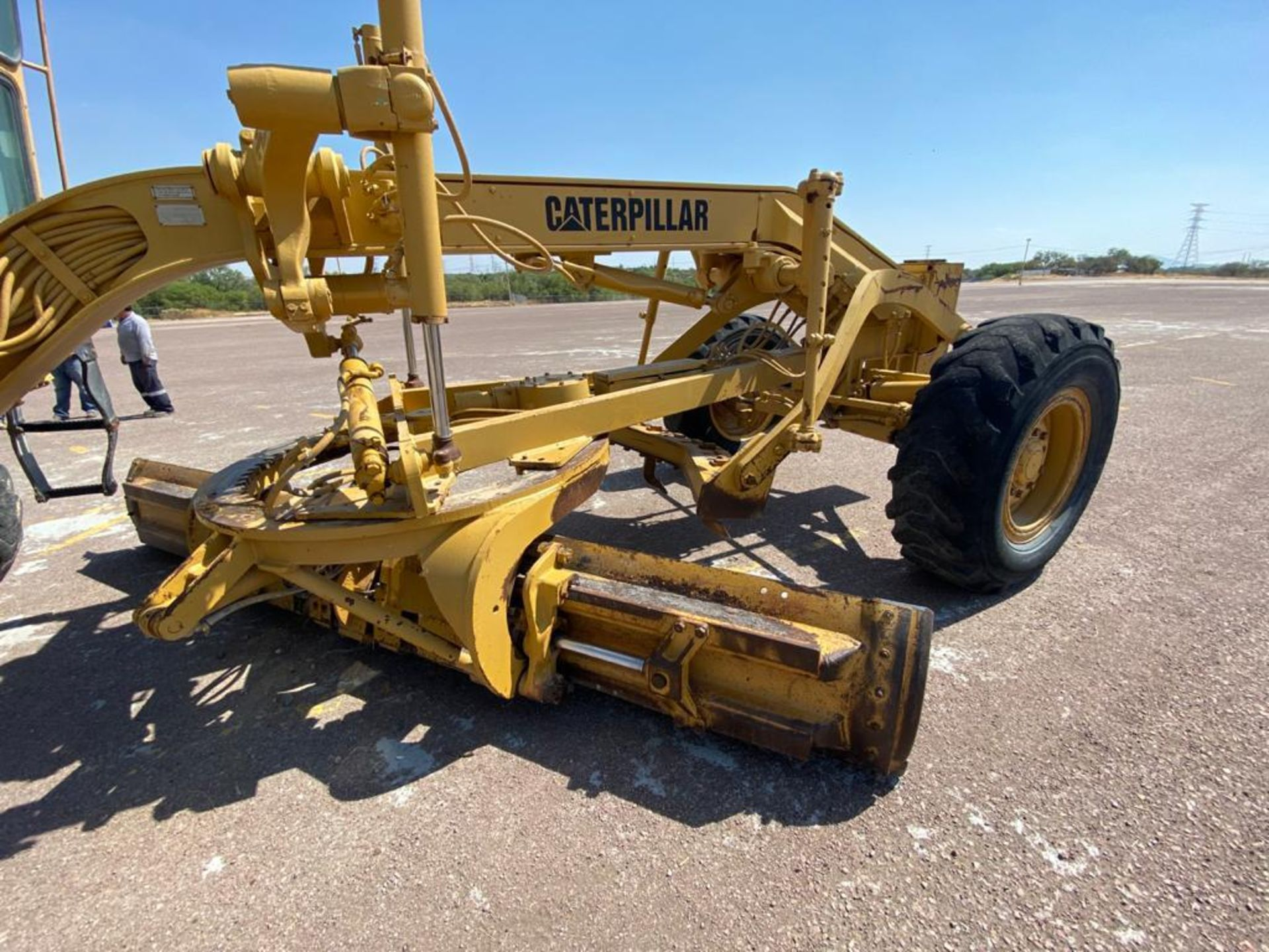 Caterpillar 120G Motor Grader, Serial number 87V09646, Motor number PQ883-2/07Z28983 - Image 22 of 61