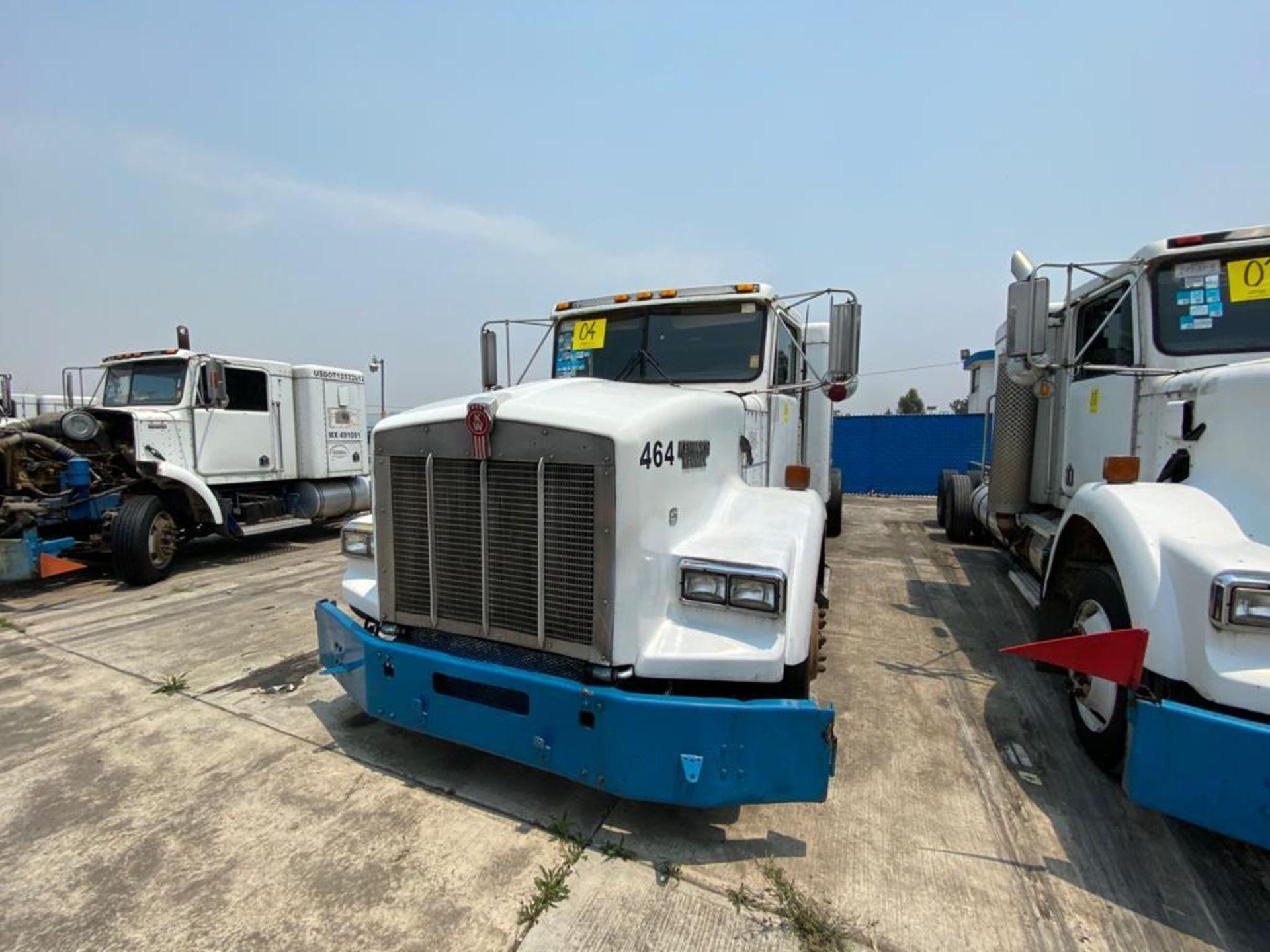 1999 Kenworth Sleeper truck tractor, standard transmission of 18 speeds - Image 8 of 70