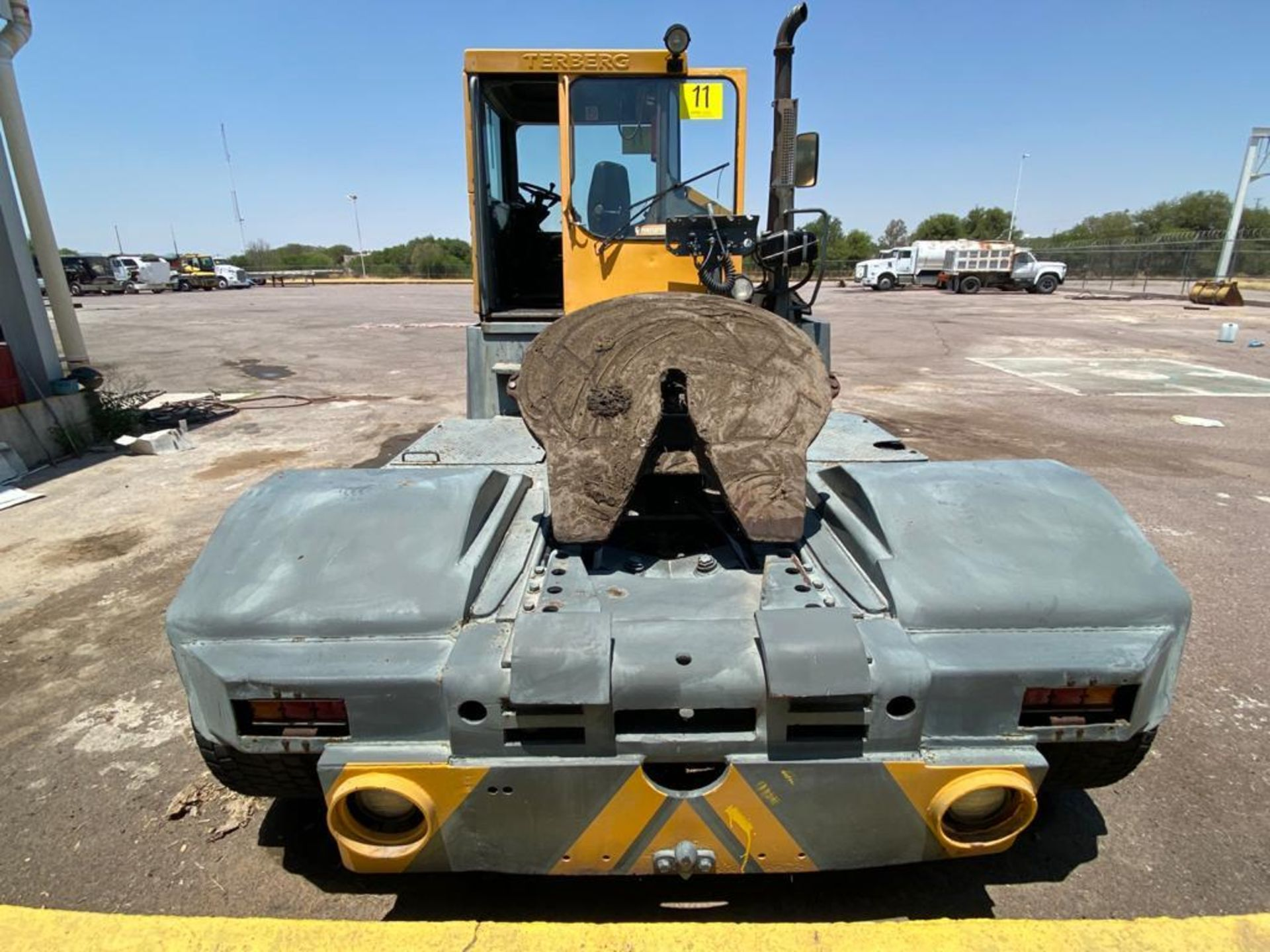 Terberg Capacity 2002 Terminal Tractor, automatic transmission, with Volvo motor - Image 12 of 57