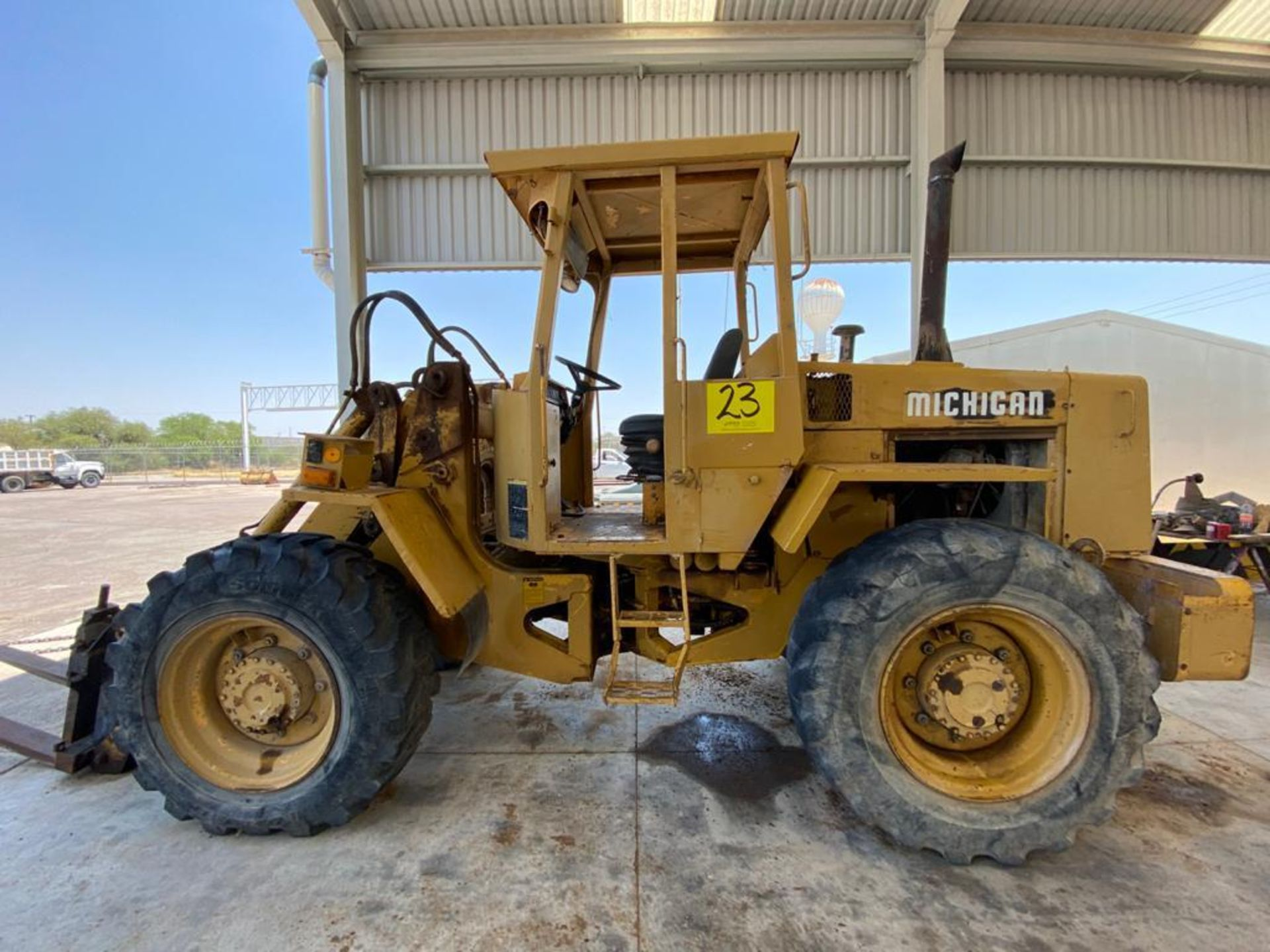 Volvo BM TYPE L 30 Michigan Front Loder, automatic transmission - Image 9 of 53