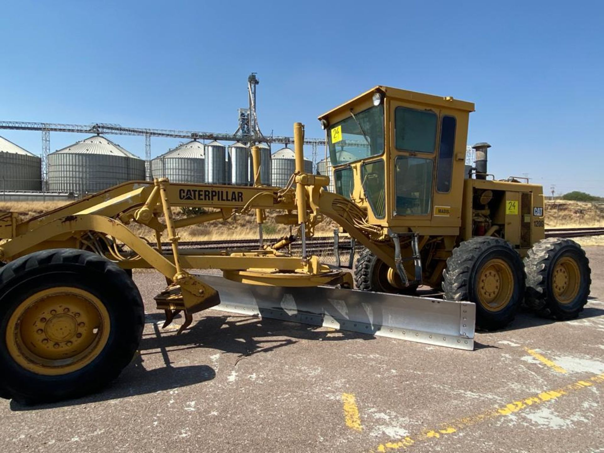 Caterpillar 120G Motor Grader, Serial number 87V09646, Motor number PQ883-2/07Z28983 - Image 8 of 61